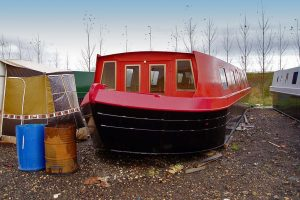 Narrowboats - Darke, Stilton, Cambs