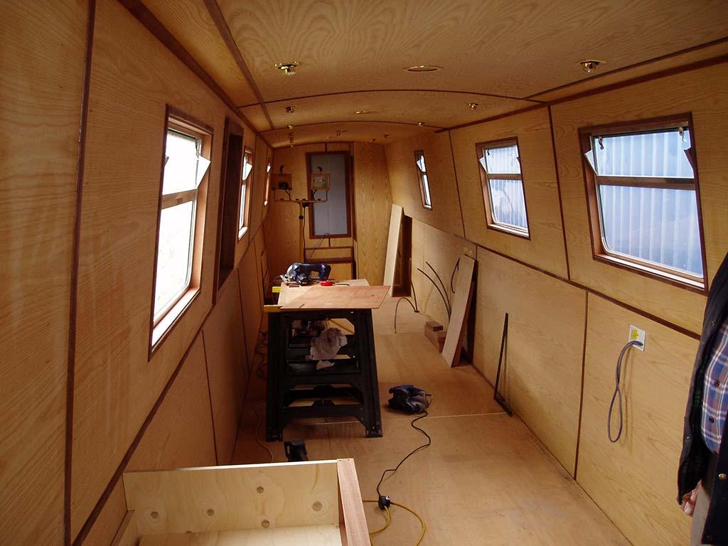 Narrowboats darke group for Narrowboat interior designs